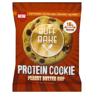 Buff Bake Protein Cookie - Peanut Butter Cup